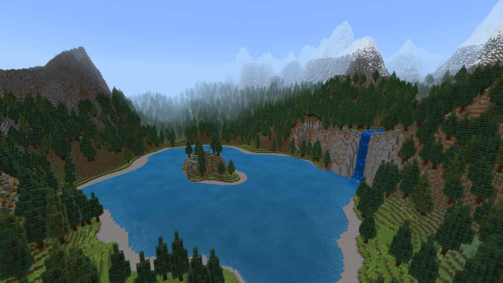 Read more about the article Minecraft Realistic World Generation MCWORLD