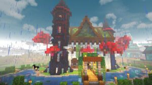 Read more about the article FSPE Shader download MCPE/Bedrock Edition v9.1