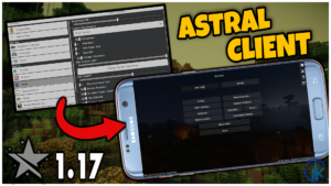 Read more about the article Astral Client – MCPE | Boost FPS